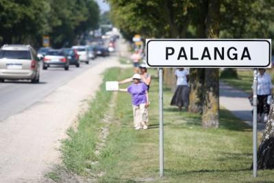 Kelionės į Palangą