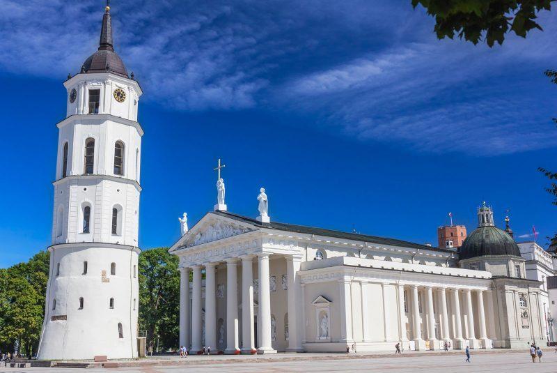 Ekskursijos Vilniaus Senamiestyje