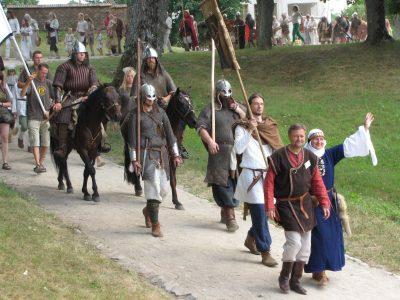 Kernave gyvosios archeologijos festivalis