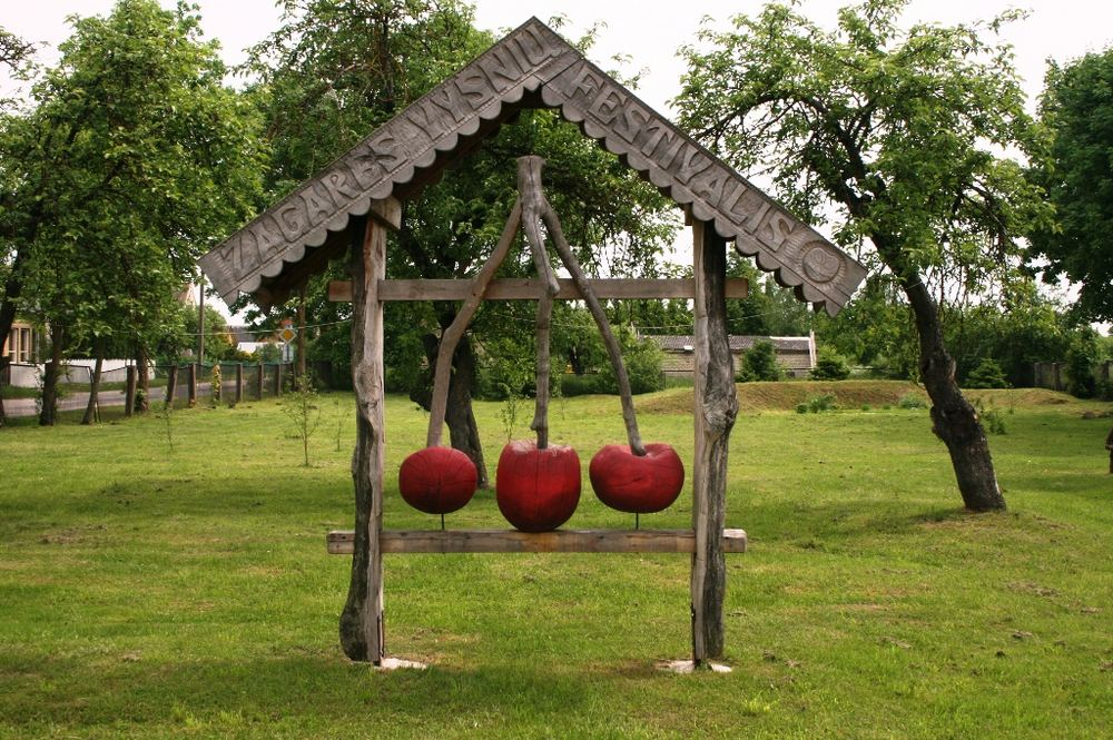 Žagarės vyšnių festivalis